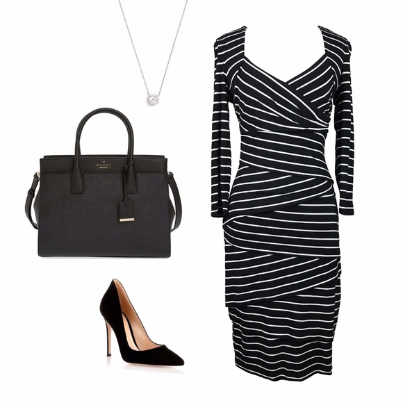 White House Black Market Dresses & Skirts - White House Black Market Bodycon Dress